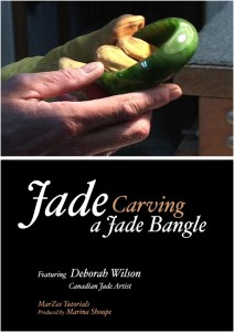 Carving a Jade Bangle Tutorial on DVD