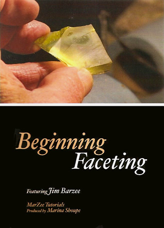 Beginning Faceting Tutorial on DVD