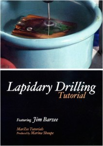Lapidary Drilling Tutorial on DVD
